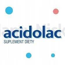 Acidolac Junior misie 20 tabletek