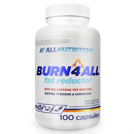 Allnutrition Burn4all fat reductor 100 kapsułek