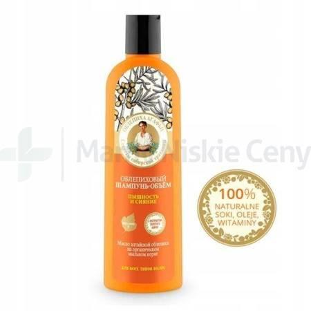 Babuszka Agafia rokitnikowy szampon 280 ml