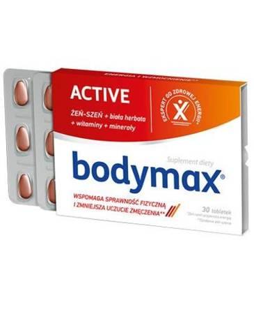 Bodymax Active 30 tabletek
