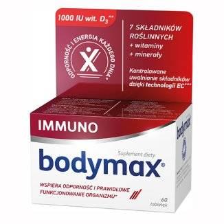 Bodymax Immuno 60 tabletek