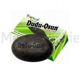 Mydło afrykańskie czarne DUDU OSUN 150g