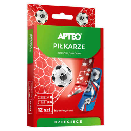 Plaster APTEO dla dzieci piłka nożna