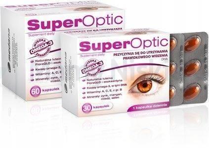 SuperOptic 60 kapsułek